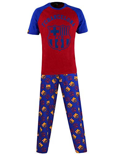 Barcelona F.C. - Pijama Hombre - Barcelona Football