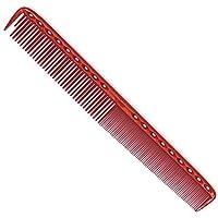 "YS Park 335 Extra Long Fine Cutting Comb 8.5"" In Transparent RUBY RED by YS Park preisvergleich bei billige-tabletten.eu"