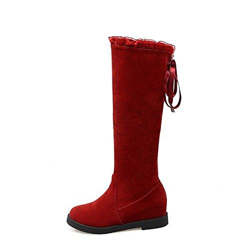 BalaMasa  Abl09375, Plateforme femme red