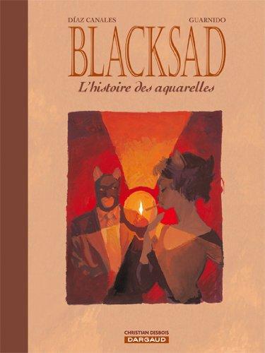 Blacksad : L'histoire des aquarelles, tome 1