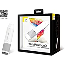 WorldPenScan X Penpower Bluetooth Scanner per Android/iOS/Mac/Win