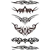 King Horse Schöne personalisierte Mode Tattoo-Aufkleber Tattoo Sticker sexy Totem wasserdicht