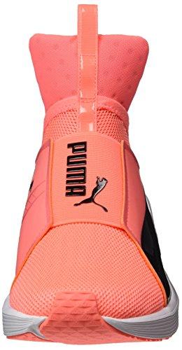 Puma Fierce Core, Chaussures De Sports D'intérieur Pour Femme Orange (nrgy Peach-black)