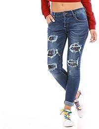 La Modeuse Jeans coupe slim
