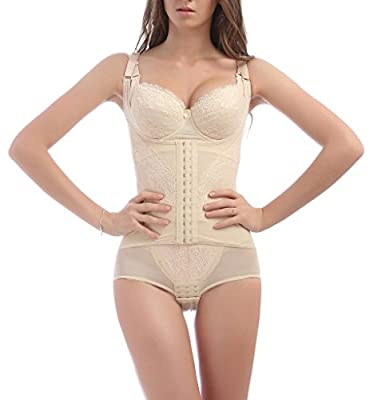 iLoveSIA Womens Full Bodysuit Shapewear (Fulfilled By Amazon Only)