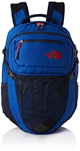 THE NORTH FACE Recon, Unisex-Erwachsene Rucksack, Blau (Blue/Navy), 22x24x45 cm (W x H L) Ballistic Polyester