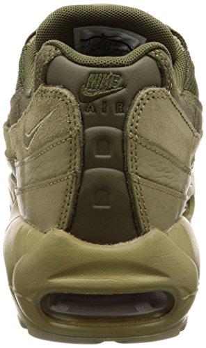 Nike Air Max 95 Prm, Scarpe da Ginnastica Uomo Verde (Neutral Olive/Neutral Olive/Me 201)