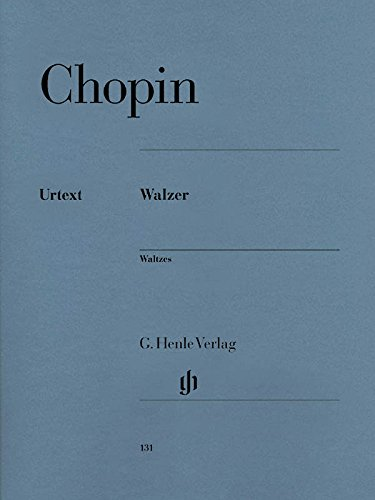 Valses - Piano par Frederic Chopin