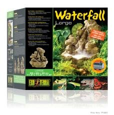 Reptile-Accessories-Large-Waterfall-With-Pump