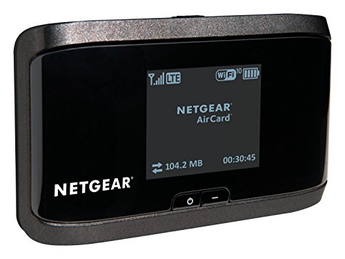 Price comparison product image NETGEAR AC762S-100EUS AC762S AirCard 4G LTE Mobile Hotspot - Works with all European Mobile Networks