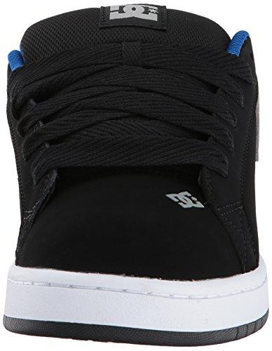 Almacenista En Línea Pago De Envío Libre Con Paypal DC Sneaker - Court Graffik 300529 Black Blue Black BKO Venta Barata Footlocker Fotos CngJickaG