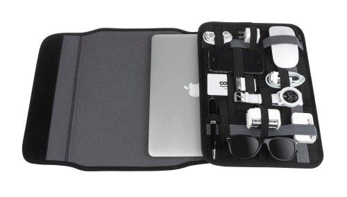 Cocoon GRID-IT! - Funda de neopreno con organizador para MacBookPro Retina Display 13' / MacBook Air - Negro
