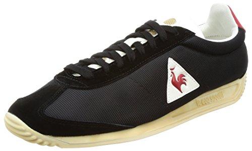Sneaker Quartz Vintage Classic Blue Le Coq Sportif Noir