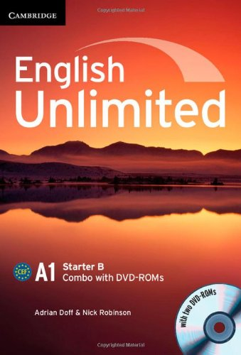 English Unlimited. Level A1 Combo B. Con DVD-ROM