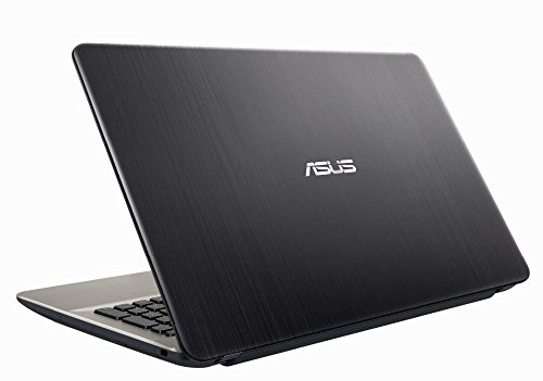 Asus F541SA XO229T 3962 cm 156 Zoll matt Notebook Intel Pentium QC N3710 8GB RAM 1TB HDD DVD Win 10 Chocolate Black Notebooks