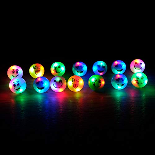 Yuangong Útil 5 Piezas Fiesta LED Luz Intermitente