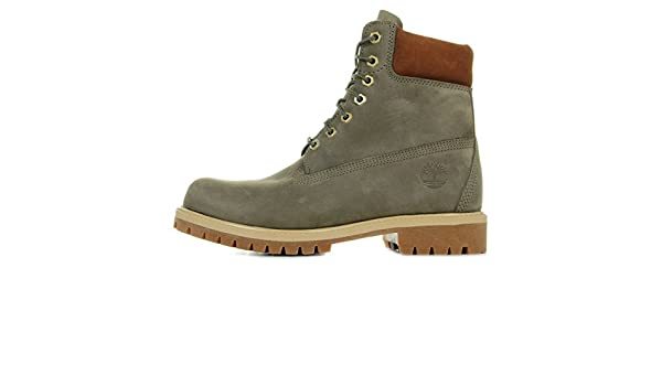 Lace-up Round Toe Floral Embroidered Military Combat Boot I5BEL Taille-39