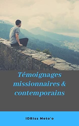Couverture du livre Témoignages missionnaires & contemporains