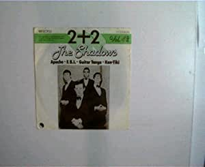 Apache, F.B.I., Guitar Tango, Kon-Tiki, Erscheinungsjahr um 1965