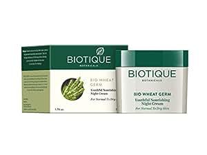 Biotique Fermeté Visage & Body Cream - germe de blé 55g