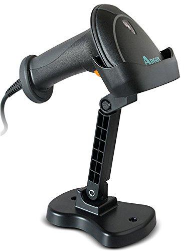 ARGOX micrscope ai-6800Bar Code Reader 1D LED Black Barcode Reader-Barcode Readers (1D, LED, codabar, Code 11, Code 32, Code 39, code 93, ean-13, ean-8, GS1DataBar Expanded, GS1-128..., 700Reads/S, 625NM, 0-39°)