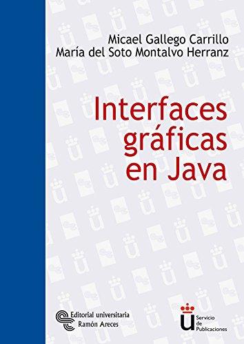 Interfaces Gráficas En Java (Universidad Rey Juan Carlos)