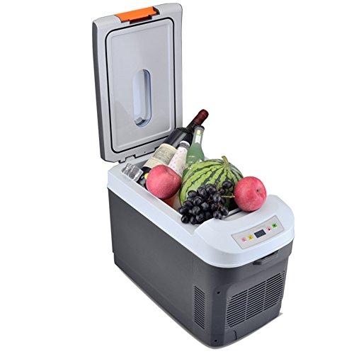 Mini Kühlschrank Kühler und Wärmer Auto Kühlschrank 22L Auto mit Auto Kühlschrank Auto kalt und kalt Box Mini kleiner Kühlschrank