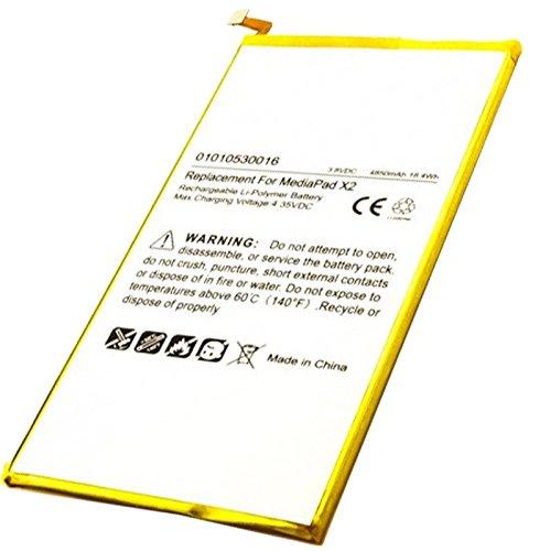 Akku passend für Huawei 7D-501U, 7D-503LT, GEM-702L, Mediapad X1 7.0, Mediapad X1 7.0 3G, Mediapad X1 7.0 LTE, Mediapad X2