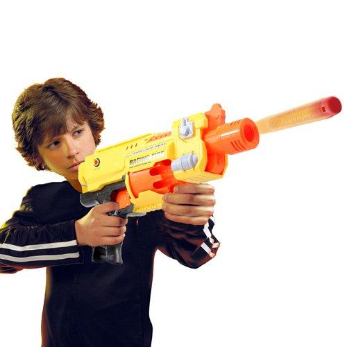 qtimber Spielzeuggewehr mit Munition #manufacturer # 8 x 45.5 x 23.5 cm
