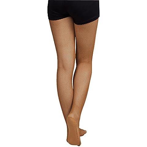 Danza Medias - Danza profesional bronceado marrón desnuda procarionte apretado