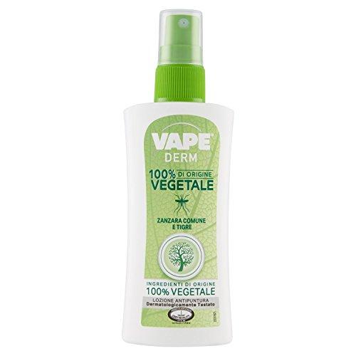 Vape Derm Lozione Antipuntura 100% Vegetale - 100 ml
