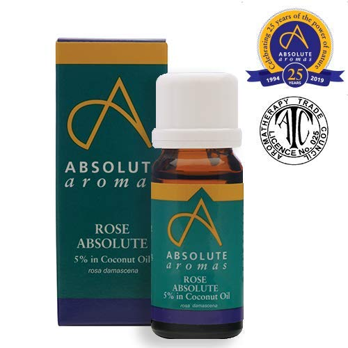 Absolute Aromen Rose (Absolute Aromen Rose Absolute 5% Öl 10 ml)