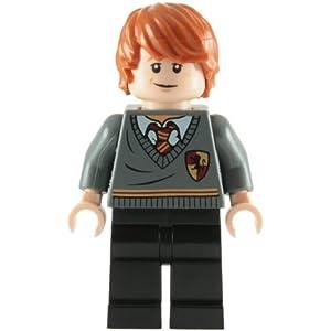 LEGO Harry Potter: Ron Weasley (Gryffindor) Minifigura 0162101768248 LEGO