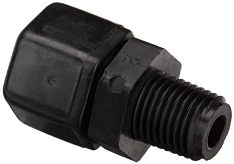 Pentair R172029 1/4-Inch NPT Male Tube Fitting Replacement Rainbow Automatic Chlorine/Bromine Pool and Spa