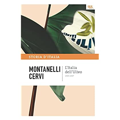 L'italia Dell'ulivo - 1995-1997: La Storia D'italia #22