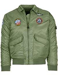 size 40 76f78 177b8 Amazon.it: Bomber - 4121327031 / Giacche e cappotti ...