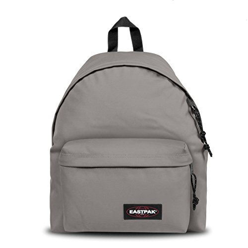 Eastpak Padded PAK'R Sac à Dos Enfants, 40 cm, 24 liters, Gris (Concrete Grey)