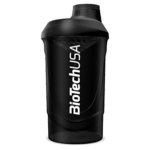 "Biotech USA Shaker Wave Biotech USA""Panther Black"" (600ml)"