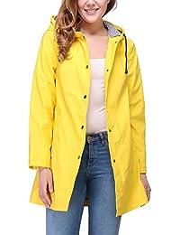 Amazon.fr   femme en impermeable cire   Vêtements f5d561215602