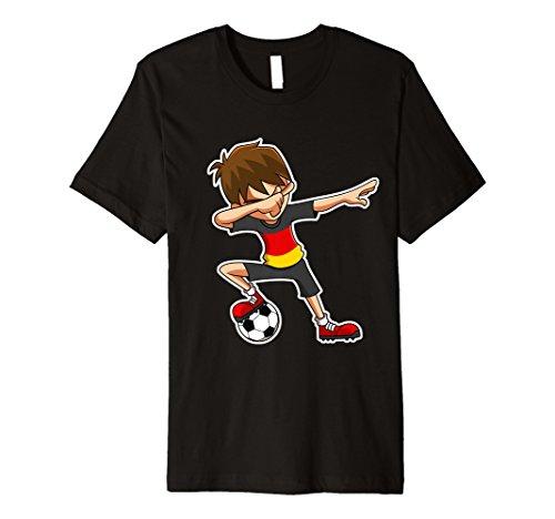 Fußball Shirt für Jungen, sanftes, Germany Flagge Jersey, Geschenke