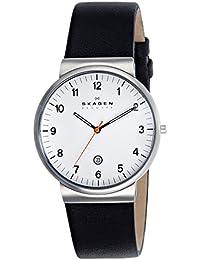 Skagen Analog White Dial Men's Watch - SKW6024