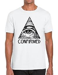 Polos Illuminati Styletex23 bleus homme