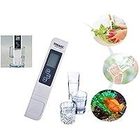KOBWA Medidor de pH (ATC), PH Tester, TDS Meter, EC Meter