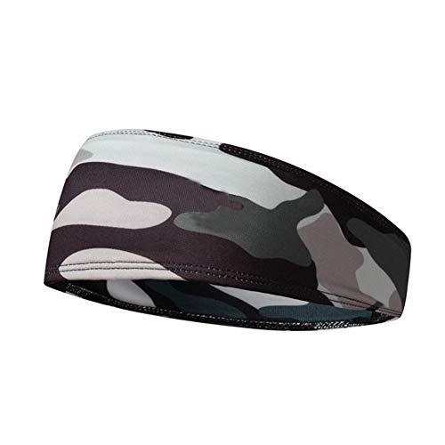 Preisvergleich Produktbild Jiuyizhe Outdoor-Sport-Antitranspirant-Gürtel,  Schweißleitfaden für Stirnbänder,  Multifunktions-Sport-Antitranspirant-Stirnband,  Sport-Stirnband