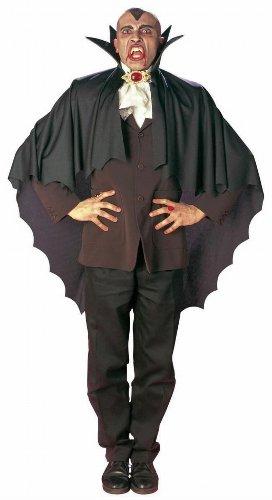 Widmann 3582P - Vampirumhang für Kinder und Erwachsene, circa 100 (Kostüme Erwachsenen Fledermaus Für)