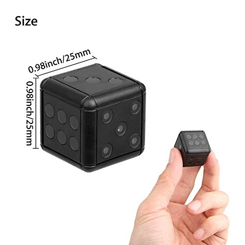 Zoom IMG-1 muxan dado hd mini camera