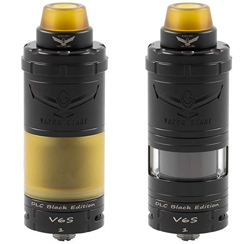 Vapor Giant V6s Black Edition 5,5ml 23mm Verdampfer -