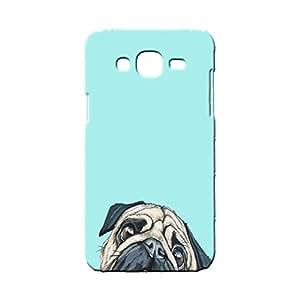 Bluedio Designer Printed Back Case / Back Cover for Samsung Galaxy J2 (Multicolour)