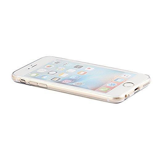 Pour Apple iPhone 6 Plus (5,5 Pouces) Coque ZeWoo® Étui en Silicone TPU Housse Protecteur - AK020 / La Neige AK020 / La Neige