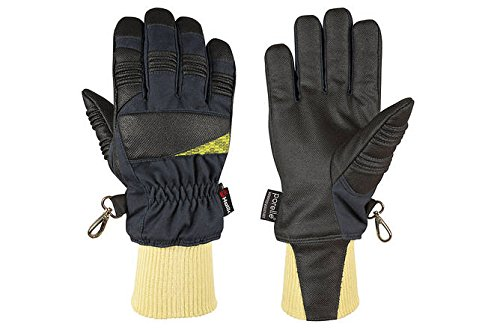 Holik Crystal Gr. 12 - Brandschutz Handschuh Feuerwehr - Feuerwehrhandschuhe - THL - Holik